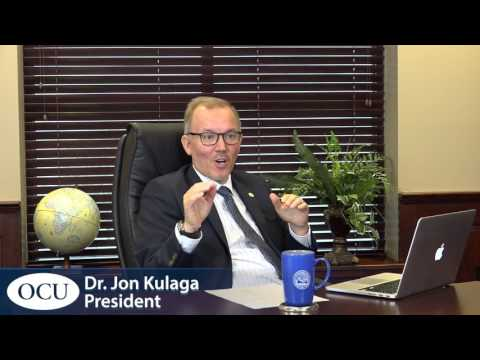 Ohio Christian University - Dr. Kulaga Interview Clip 2