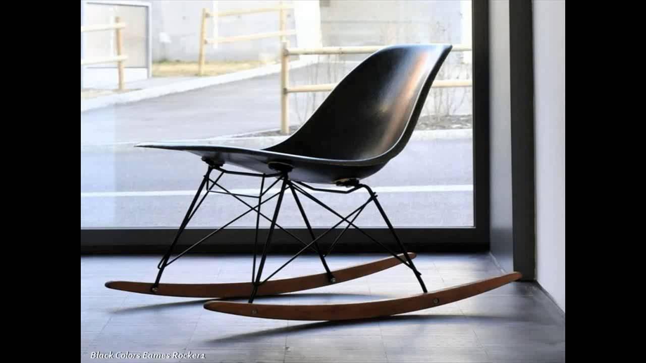 Eames Rocker Chair YouTube