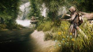Skyrim Прохождение с Модами {2}