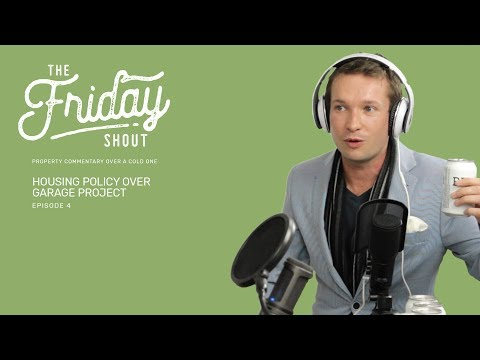 Housing Policy Over Garage Project | The Friday Shout - Episode 04