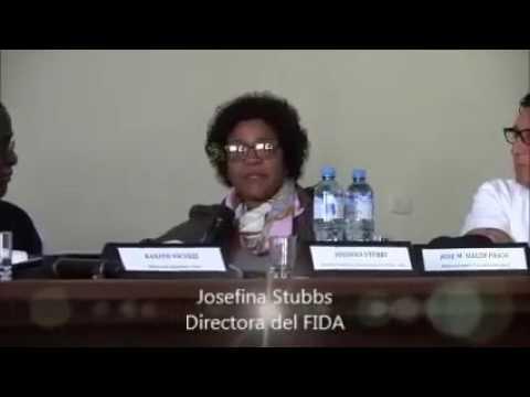 Josefina Stubbs directora del FIDA Se fortalecerá las relaciones para mejorar los proyectos