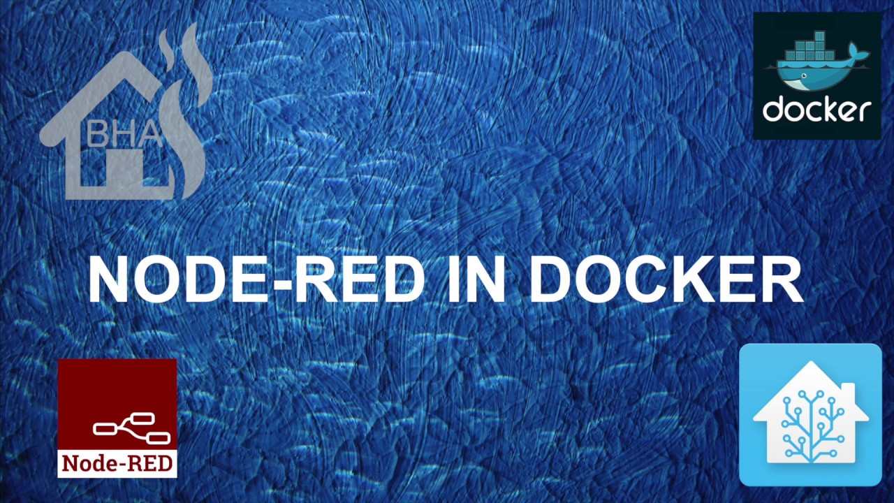 Node-red in Docker!!!