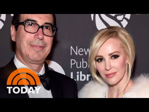 Wife Of Steven Mnuchin Apologizes For Slamming Critic Of Her Instagram Post  TODAY