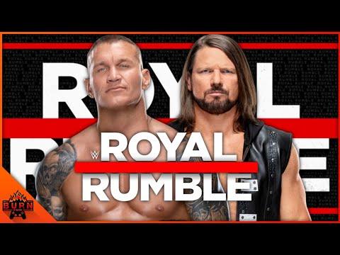 WWE 2K20 RANDY ORTON VS AJ STYLES