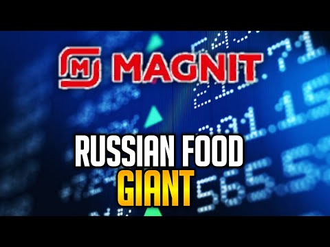 Magnit Financial Stock Review: Russian Supermarket Monopoly : $MGN.ME