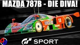 GT SPORT Let's Play Deutsch – Mazda 787B in Le Mans | Gran Turismo 4K Online Gameplay German