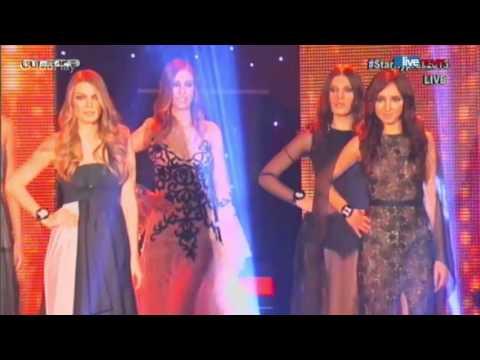 da0c79c6f37 Πασαρέλα με βραδινά φορέματα - YouTube