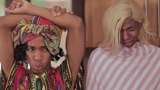 Download Lasizwe Dambuza Comedy - TELLING AN AFRICAN MOM YOU'RE PREGENANT VS A WHITE MOM (Lasizwe Dambuza)