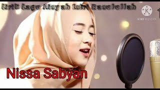 NISSA SABYAN || AISYAH ISTRI RASULULLAH
