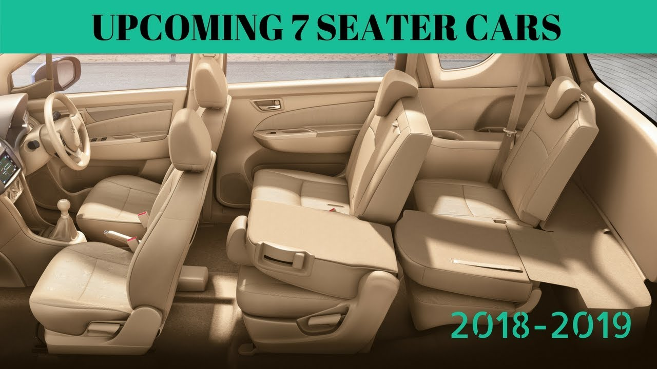 Upcoming 7 Seater Cars In India 2018 2019 Youtube