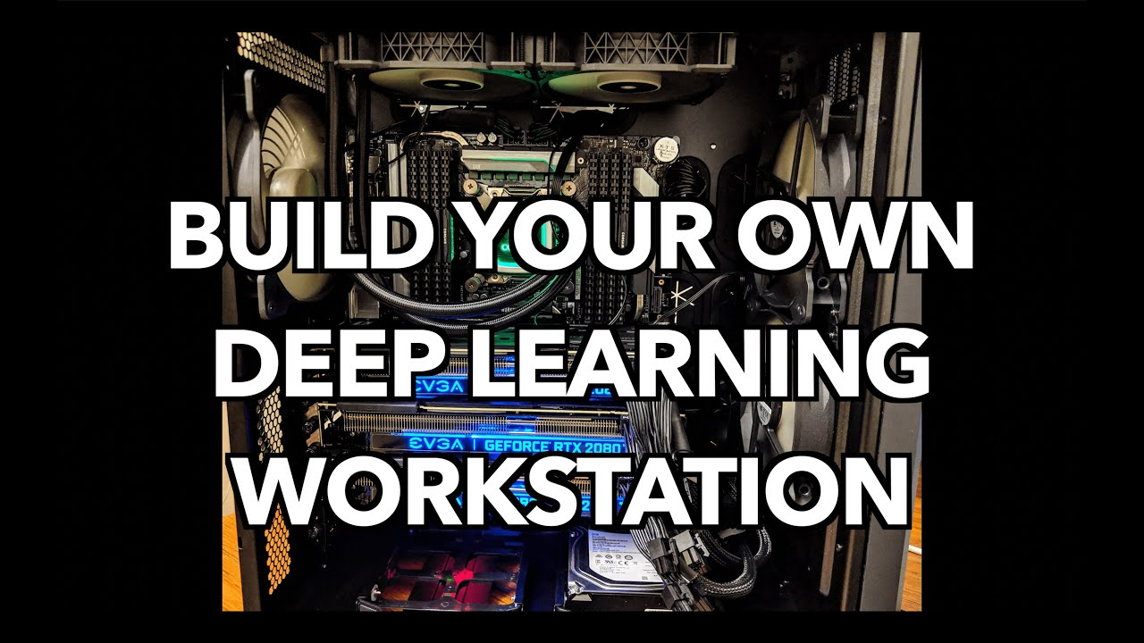 Build a Pro Deep Learning Workstation    for Half the Price