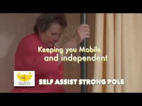 Self Assist Strong Pole™