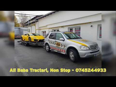 Ali Baba Trans - Tractari Auto Lux Satu Mare - Ungaria - Romania