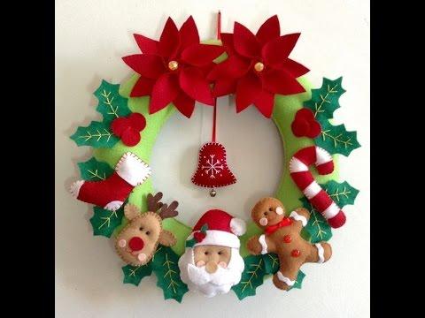 Рождественские поделки руками