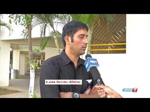 Cricketer Sadagopan Ramesh on India's chances in ICC World Cup