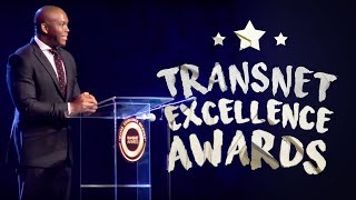 Vusi Thembekwayo - Transnet Excellence Awards