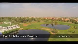 Golf Club Rotana – Palmeraie, Marrakech, Morocco