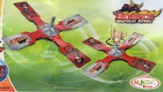 Beyblade Shogun Steel Whirligig Toy Humming-top
