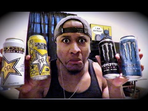 MONSTER VS ROCKSTAR | WHICH IS BETTER??