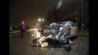 Volvo Crash. Volvo XC90 Vs BMW 7. Volvo For Life