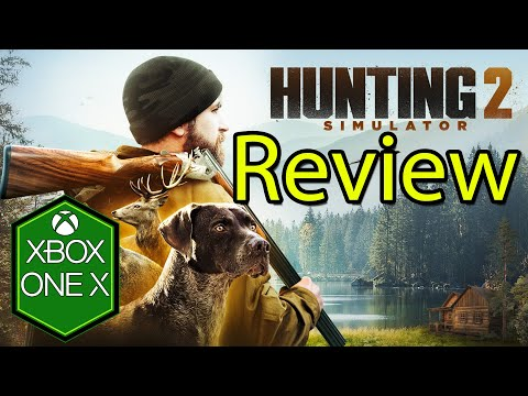 Hunting Simulator 2 Xbox One X Gameplay Review
