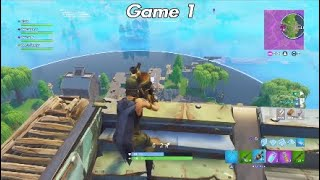 Vicious vs Swavy! (Full Fights) | First Clan Battle in a Minute | Fortnite BR (PS4)