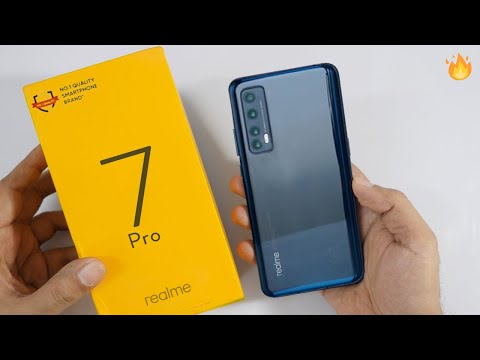 Realme 7 Pro Unboxing + GIVEAWAY 🔥