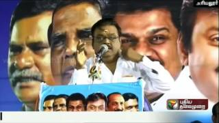 Youngsters will stand with us: Vijayakanth