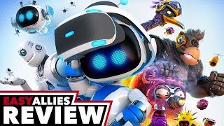 Astro Bot Rescue Mission - Easy Allies Review (Video Game Video Review)