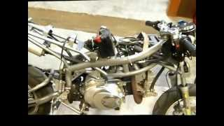 X18 Super Pocket Bike Damage & Future Plans