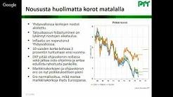 PTT Kansantalouden suhdanne-ennuste | Kevät 2016