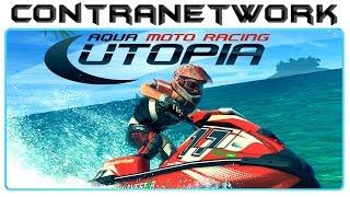 aqua Moto Racing Utopia  First Look Gameplay on PS4 PRO