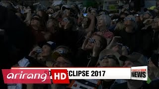 Video Solar eclipse sweeps across U.S. leaving millions in awe download MP3, 3GP, MP4, WEBM, AVI, FLV Juli 2018