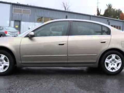 Vann York Nissan >> Used 2004 Nissan Altima 2.5 S Greensboro, Winston Salem High Point, Kernersville NC Vann York's ...