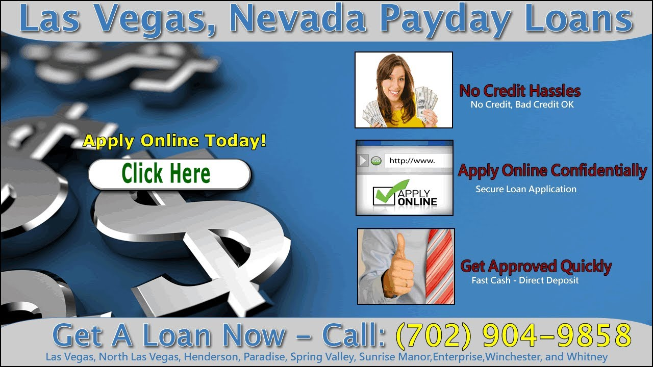 Payday Loans in Paradise Valley, NV