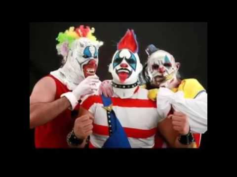Theme song Psycho Clown AAA (The show must go on)