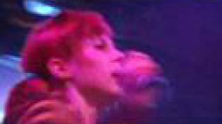 Glass Candy - Rolling Down the Hills *Live*