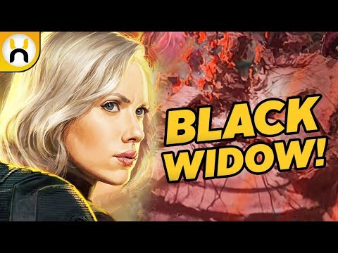 Black Widow Will Get a Movie Eventually According to Stan Lee