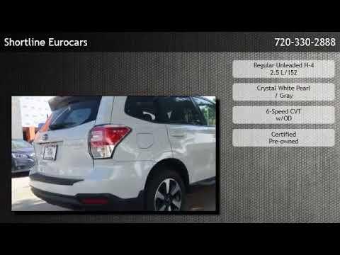 2017 Subaru Forester Premium  - Lakewood