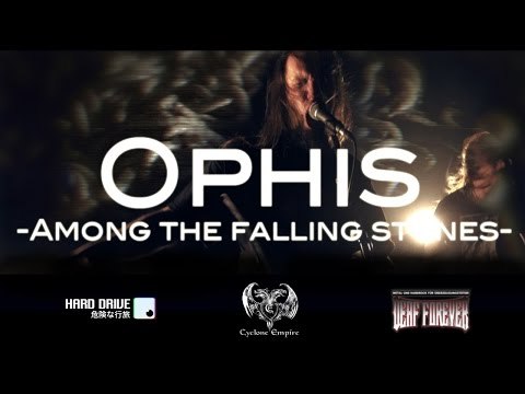 OPHIS - Among The Falling Stones (OFFICIAL VIDEO)