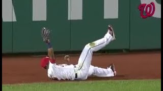 MLB Game Saving Catches