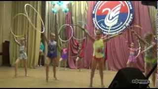видео Секция художественной гимнастики в Москве
