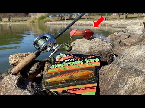 FISHING THE WORST LURES IN THE WORLD!!! (Ft. Jon B. -- The Finale)