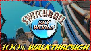 Switchball :: SKY WORLD :: ALL Levels [100% walkthrough]