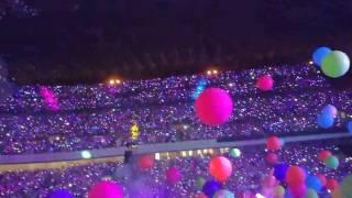 Coldplay - Adventure of a Lifetime LIVE a Milano (Stadio San Siro, 03/07/2017)