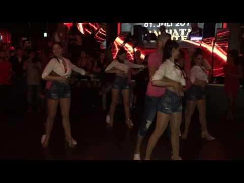 Despacito Show by Dance Company @Casa Loca Stuttgart
