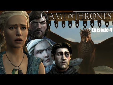 It Just Got Real // Game Of Thrones Episode 4