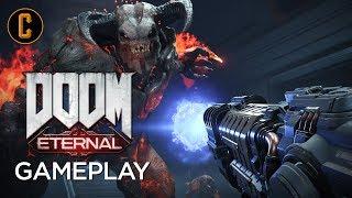 Doom Eternal Gameplay - Fifteen Minutes of PC Footage