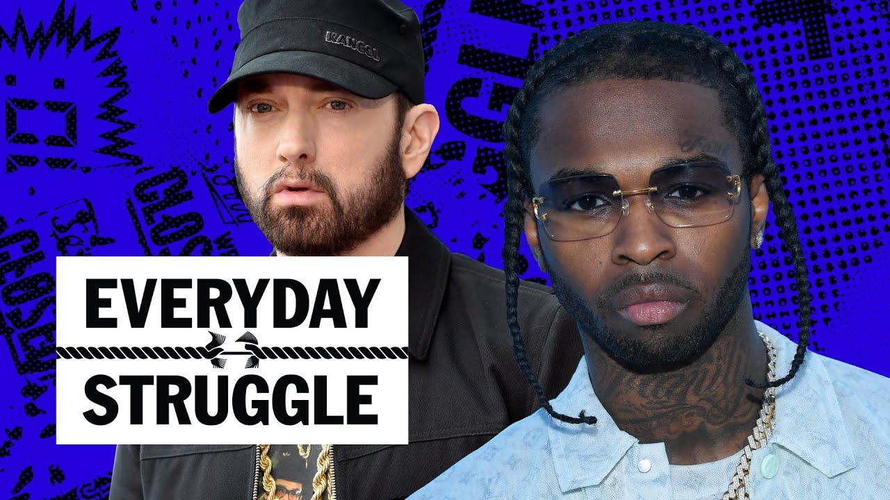 Does Eminem Really Need to Defend Himself? TikTok's Impact on Rap, Drake Album | Everyday Struggle