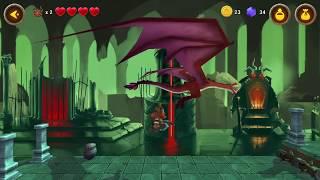 Nine Worlds Adventure Platform Game